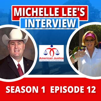S01E12 – Michelle Lee's Interview
