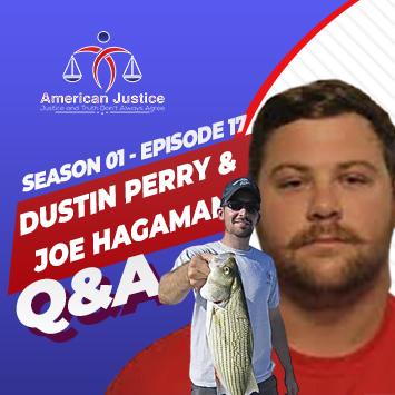 S01E17 – Q&A – Dustin Perry & Joe Hagaman Interviews