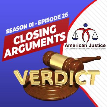 S01E26 | Closing Arguments & Verdict | Brandon Woodruff Case