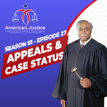 S01E27 – Appeals and Status of Case Now