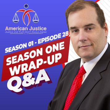 S01E28 | Q&A Episode | Season One Wrap-Up