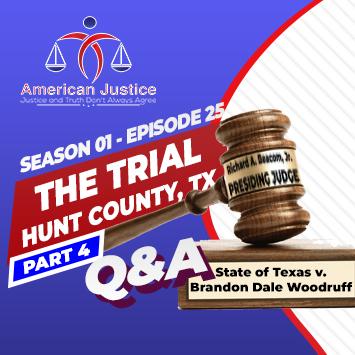 S01E25 | Q&A Episode | The Trial – Part 4